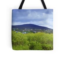View From The Window Tote Bag