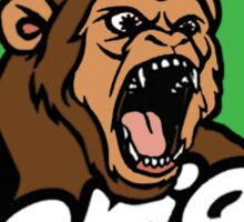 Lamigo Monkeys Sticker