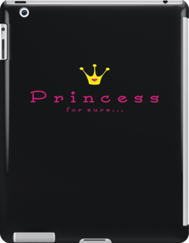 Princess for sure by ivanaantolovic