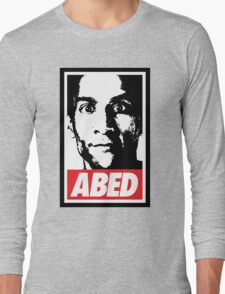 OBEY ABED, COOL? Long Sleeve T-Shirt
