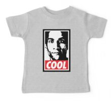 OBEY ABED, COOL? (variant) Baby Tee