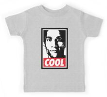 OBEY ABED, COOL? (variant) Kids Tee