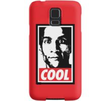 OBEY ABED, COOL? (variant) Samsung Galaxy Case/Skin