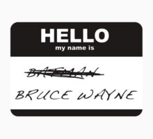 Name Tag Bruce Kids Clothes