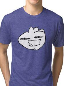 Smile Wipe Tri-blend T-Shirt