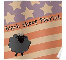 Black Sheep Patriot, USA Poster