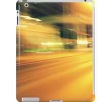 Night Lights Photography Print iPad Case/Skin