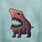 SharkPigThing by RedTideCreative