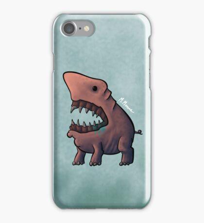 SharkPigThing iPhone Case/Skin