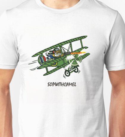 SopwithCamel  Unisex T-Shirt