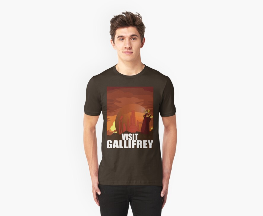Visit Gallifrey by Anglofile