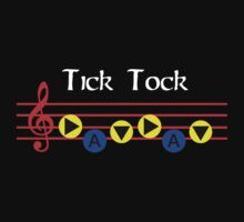 Tick Tock - Song Of Time by Dsavage94