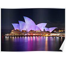 Sydney Opera House  Poster