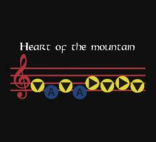 Heart Of The Mountain - Bolero Of Fire by Dsavage94