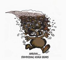AARCH,,Stampeding Koala Bears by ROB51
