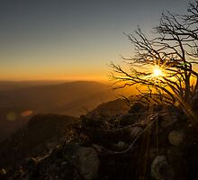 Sunset at the Horn by Rosie Appleton