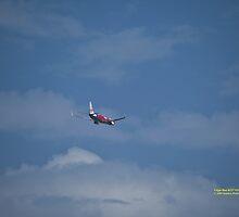 Virgin Blue Boeing B737 Departing Williamtown Australia by SNPenfold