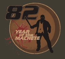 Year Of The Machete by GritFX