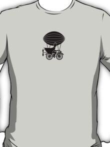Airship Cyclist T-Shirt