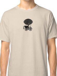 Airship Cyclist VRS2 Classic T-Shirt