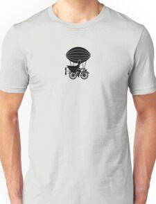 Airship Cyclist VRS2 Unisex T-Shirt