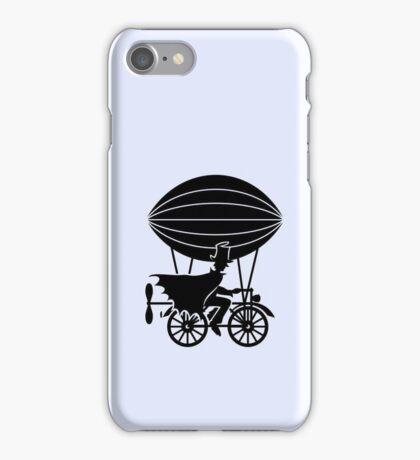 Airship Cyclist VRS2 iPhone Case/Skin