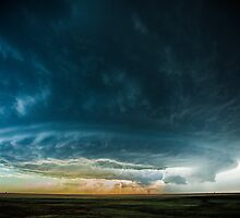 Kansas Supercell by CaptiveMotion