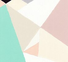 80's Love // Abstract Angles  by Brenna Giessen