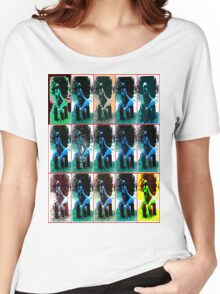 FEMBOTS Women's Relaxed Fit T-Shirt