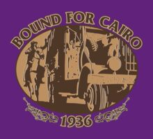 Bound For Cairo, 1936 by GritFX