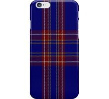 02519 Duke of York District Tartan Fabric Print Iphone Case iPhone Case/Skin