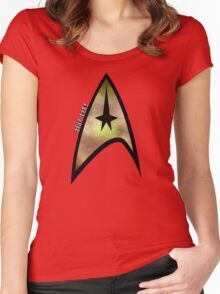 Star Trek Women's Fitted Scoop T-Shirt