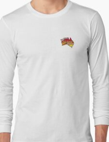 Russell Coight's All Aussie Adventures Long Sleeve T-Shirt