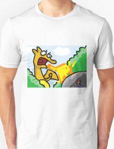 Charizard and Ash T-Shirt