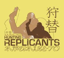 Hunting Replicants by GritFX