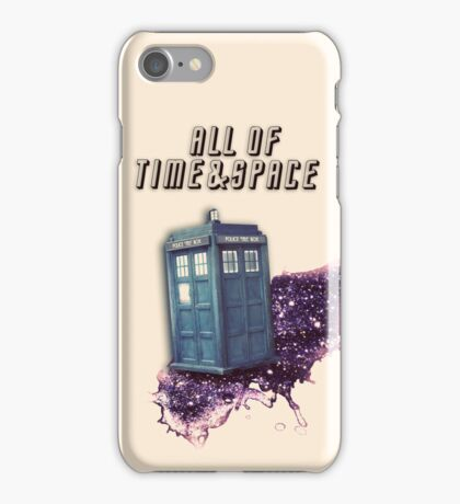 Everything that ever has and will happen.. iPhone Case/Skin