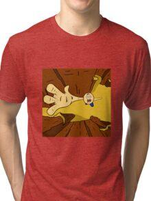 Falling! Tri-blend T-Shirt