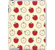 Cute Apple Picture Pattern iPad Case/Skin