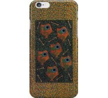 piranharama iPhone Case/Skin