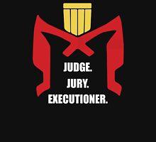 Judge.Jury.Executioner. Mens V-Neck T-Shirt