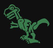 T-Rex by creativecamart