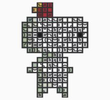 Fez Tiles STICKER VERSION by universalfreak