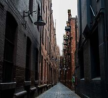 lane way  by MARKATMELB