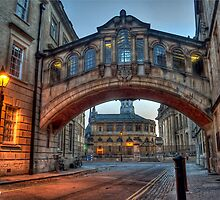Oxford Bridge of Sighs by expo15