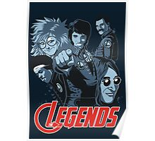 THE LEGENDS Poster