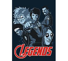 THE LEGENDS Photographic Print
