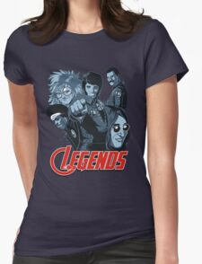 THE LEGENDS Womens Fitted T-Shirt