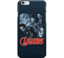 THE LEGENDS iPhone Case/Skin