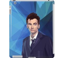 Dr 10 fragged iPad Case/Skin