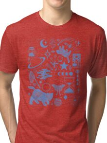 Collecting the Stars Tri-blend T-Shirt